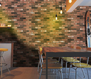 Deco Bricks Foggy Amber